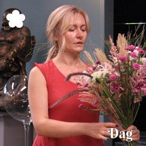 Dutch Floral Design Vakopleiding (dag) Nationaal, Nederlandstalig @ Boerma Instituut   Aalsmeer   Noord-Holland   Nederland