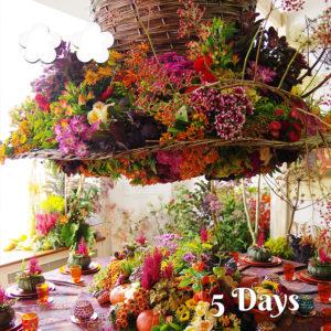Special Floral Event Design @ Boerma Instituut | Aalsmeer | Noord-Holland | Nederland