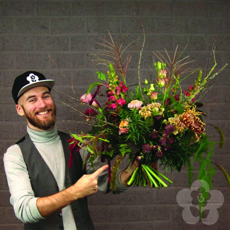 Handtied Bouquet Level 2
