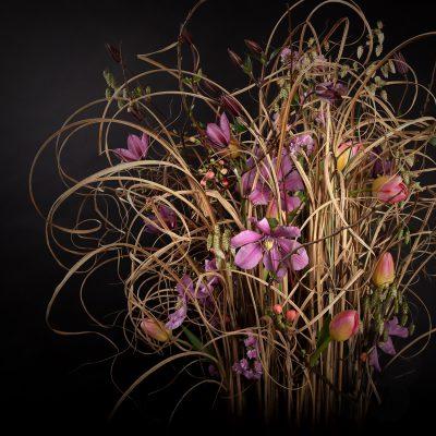 Paralel Flower Design