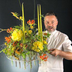 Flower Arranging Master Class