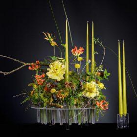 Modern Flower Design by Nicu